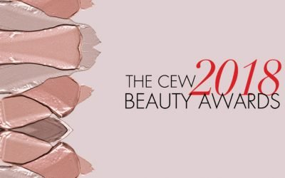 2018 CEW Beauty Awards Finalists