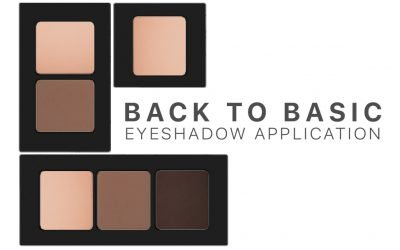 Back To Basic – Feature Enhancing Eyeshadow Application