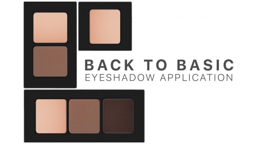 Basic Eyeshadow Application