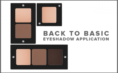 Back To Basic – Eyeshadow Application