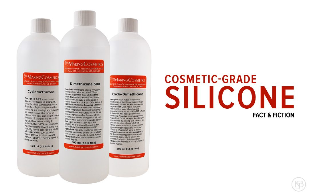 Silicone In Cosmetics – Separating Fact From Fiction