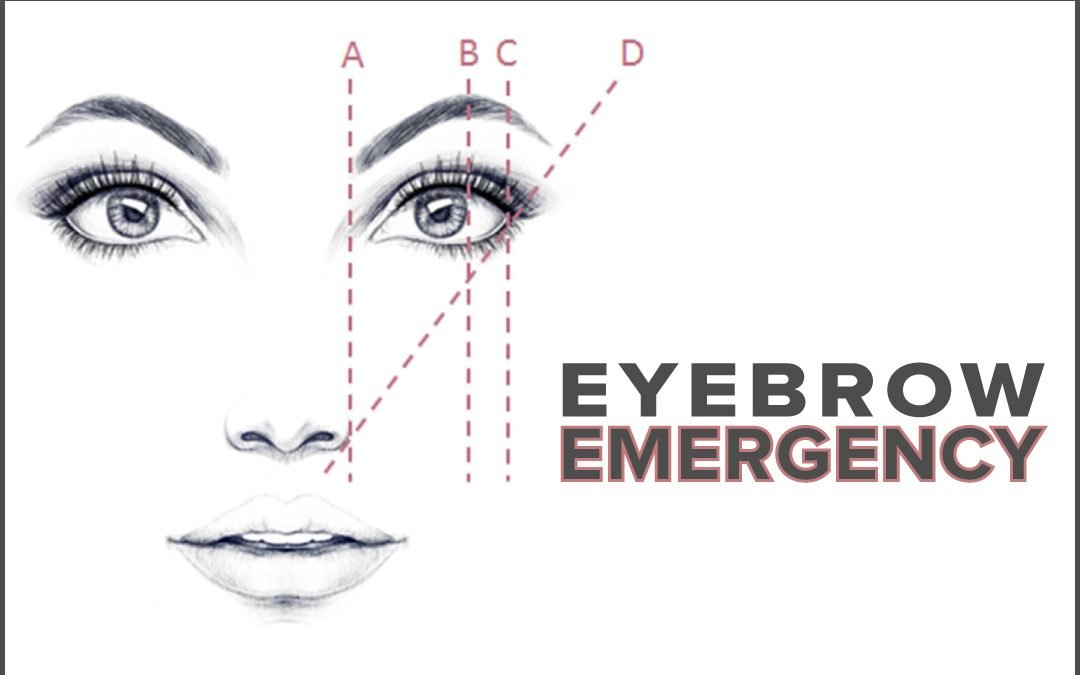 Eyebrow Emergency
