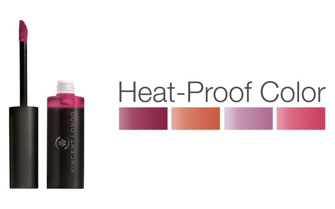 Heat-Proof Color | Lip & Cheek Stains