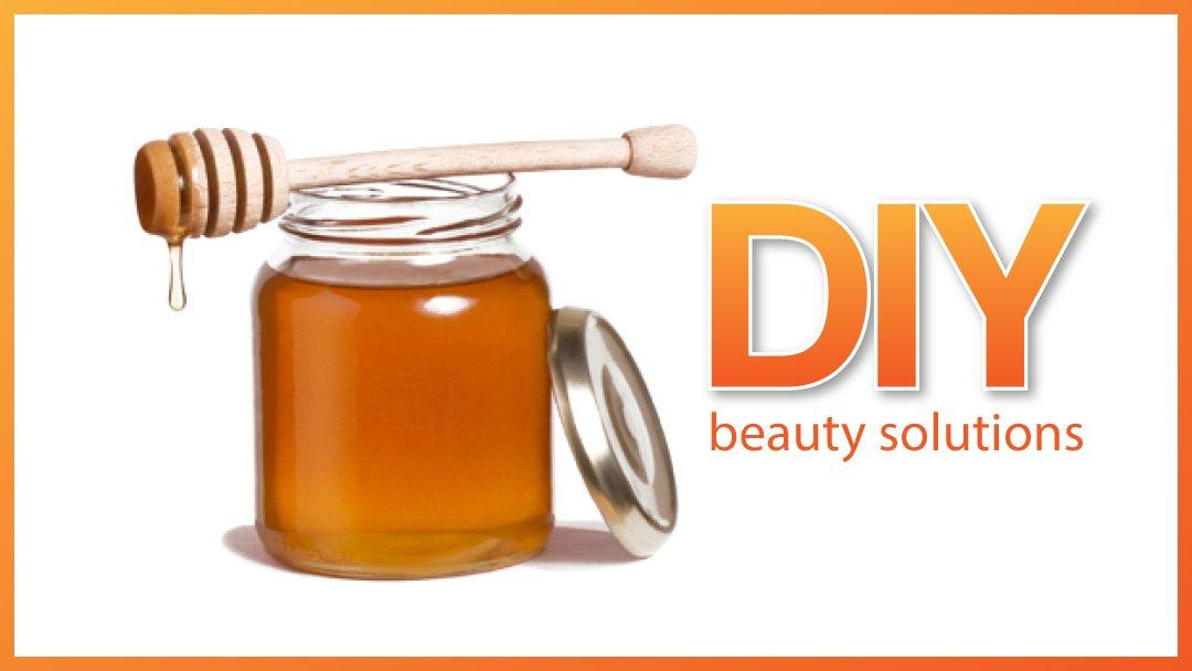 Honey For DIY Beauty
