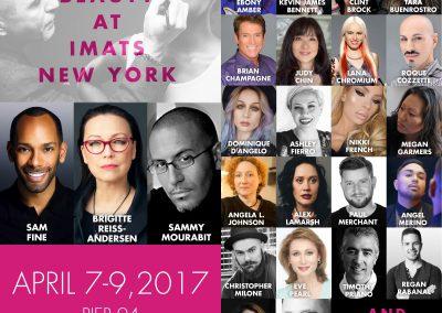 Featured Presenter - IMATS NY 2017