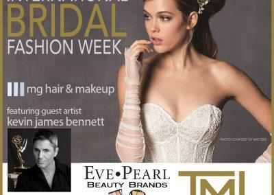NY Bridal Fashion Week 2016