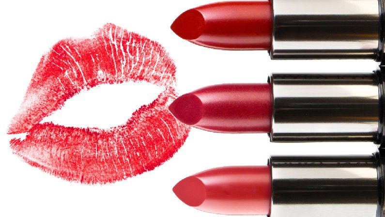 The Origin of Applying Lip Color