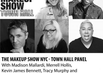 The Makeup Show Town Hall - NYC 2017