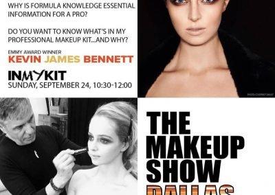 The Makeup Show - Dallas 2017