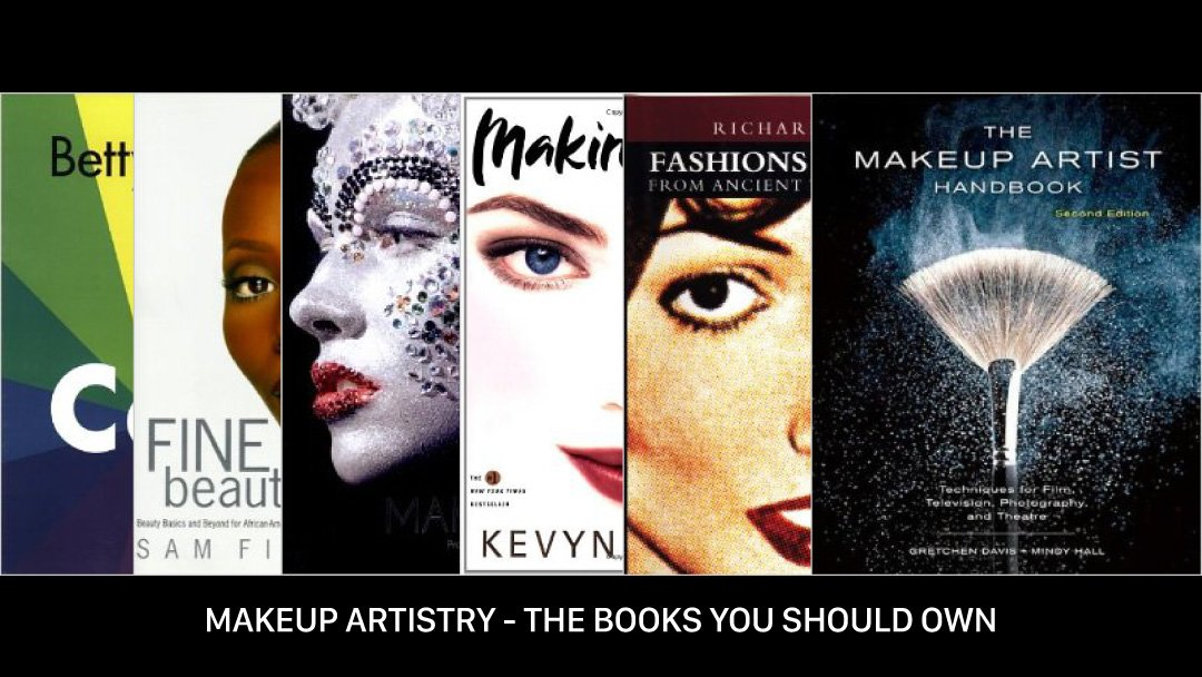 The Makeup Books You Should Own