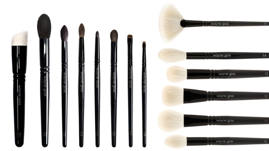 Product Review – Wayne Goss Makeup Brushes